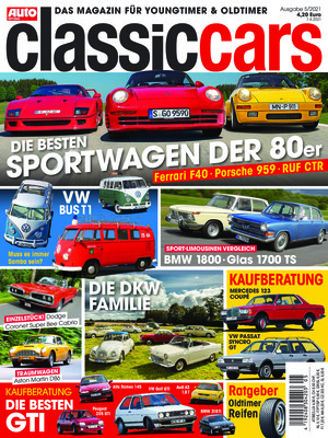 Auto Zeitung Classic Cars (05/2021)