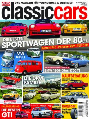 Auto Zeitung Classic Cars (05/2021)