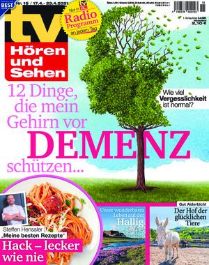 tv Hören und Sehen (15/2021)