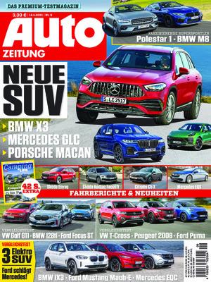 Auto Zeitung (09/2021)