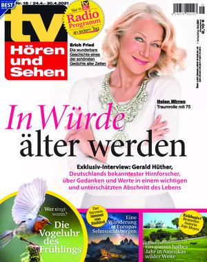 tv Hören und Sehen (16/2021)