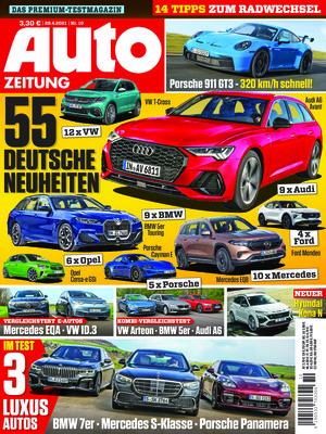 Auto Zeitung (10/2021)