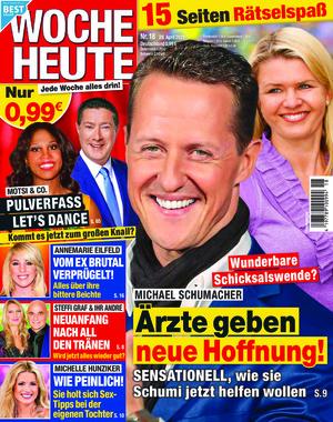 WOCHE HEUTE (18/2021)