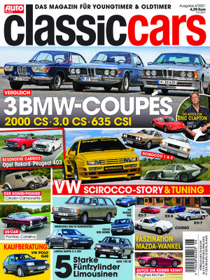 Auto Zeitung Classic Cars (06/2021)
