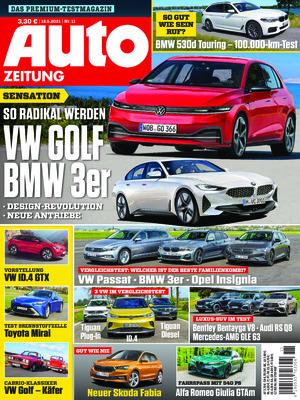 Auto Zeitung (11/2021)
