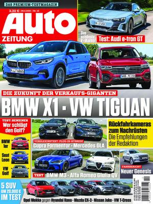 Auto Zeitung (12/2021)
