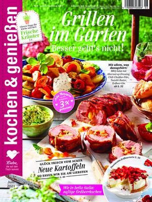 kochen & genießen (06/2021)