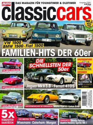Auto Zeitung Classic Cars (07/2021)