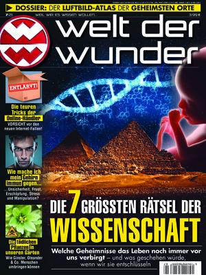 Welt der Wunder (07/2021)