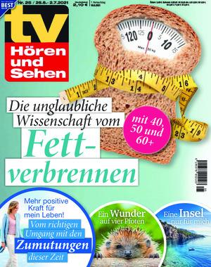 tv Hören und Sehen (25/2021)