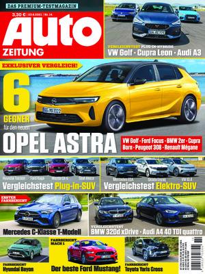 Auto Zeitung (14/2021)