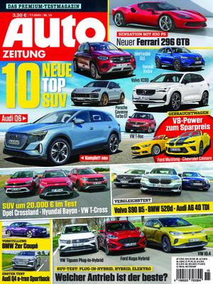 Auto Zeitung (15/2021)