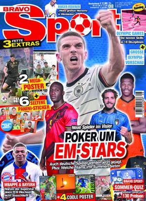 BRAVO Sport (08/2021)