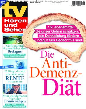 tv Hören und Sehen (28/2021)