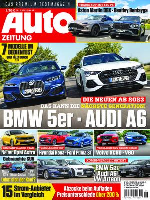Auto Zeitung (16/2021)