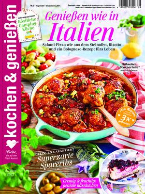 kochen & genießen (08/2021)