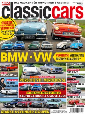 Auto Zeitung Classic Cars (09/2021)