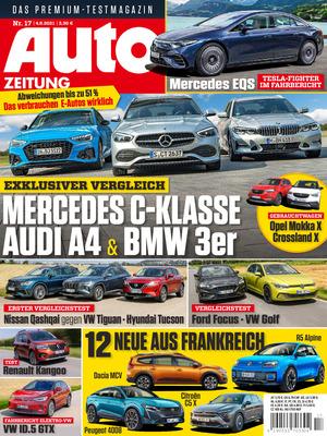 Auto Zeitung (17/2021)
