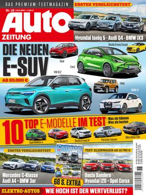 Auto Zeitung (18/2021)