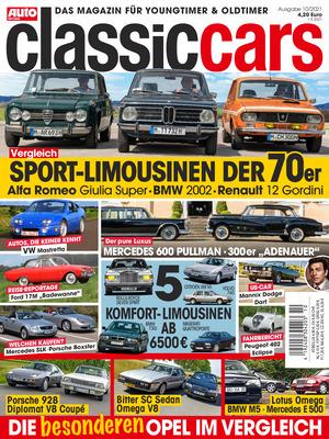 Auto Zeitung Classic Cars (10/2021)