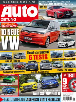Auto Zeitung (19/2021)