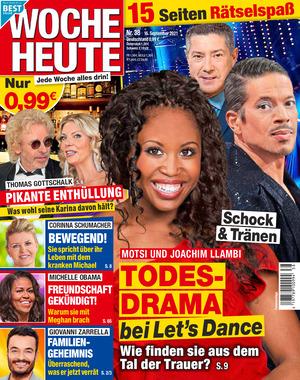 WOCHE HEUTE (38/2021)