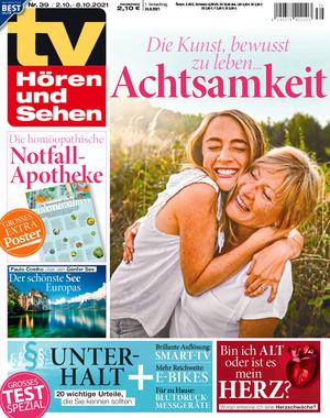 tv Hören und Sehen (39/2021)