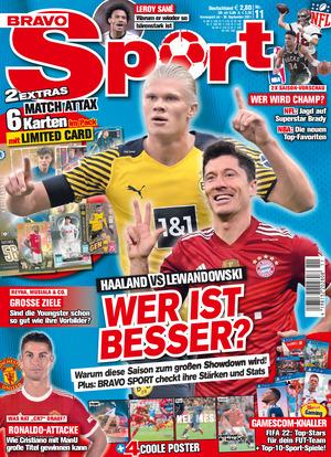 BRAVO Sport (11/2021)