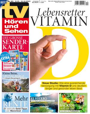 tv Hören und Sehen (40/2021)