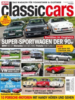 Auto Zeitung Classic Cars (11/2021)