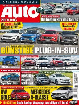 Auto Zeitung (22/2021)