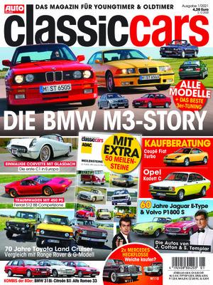Auto Zeitung Classic Cars (01/2021)
