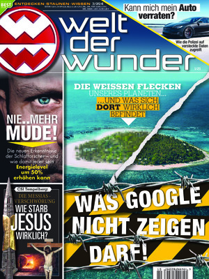 Welt der Wunder (01/2021)