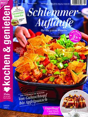 kochen & genießen (01/2021)