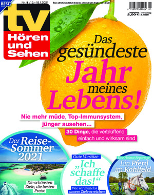 tv Hören und Sehen (01/2021)