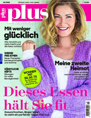 plus Magazin (03/2020)