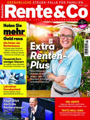 Rente und Co. (02/2020)