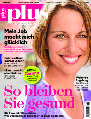 plus Magazin (06/2020)
