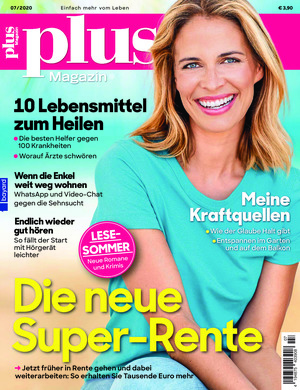 plus Magazin (07/2020)