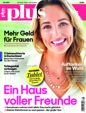 plus Magazin (09/2020)