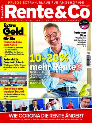 Rente und Co. (04/2020)