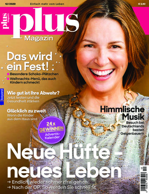 plus Magazin (12/2020)
