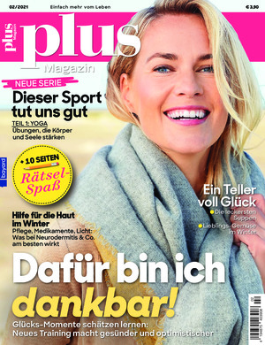 plus Magazin (02/2021)
