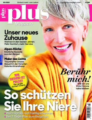 plus Magazin (03/2021)