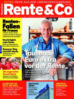 Rente und Co. (02/2021)