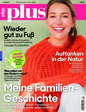 plus Magazin (04/2021)