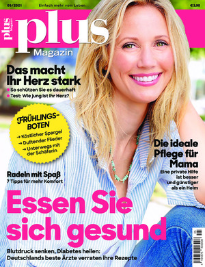 plus Magazin (05/2021)