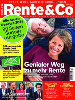 Rente und Co. (03/2021)