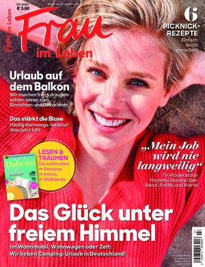 Frau im Leben (07/2021)