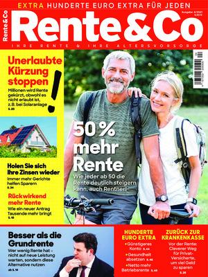 Rente und Co. (04/2021)